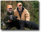 Beaufort County NC Bear Hunting - Bear Stand at Huckleberry Ridge Hunting Preserve