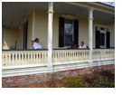 North Carolina Historical Batts House Hunting Lodge - Wrap-a-Round Porch